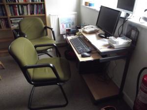 Empty desk 2