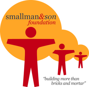 Smallman and Son Foundation Logo Approved