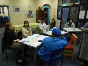 Mentor training with The Bridge