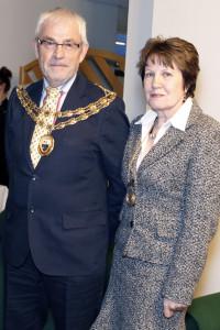Mayor and partner