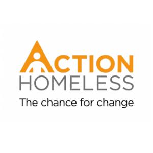 Action homeless logo