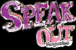 Speak out logo