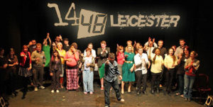 1448 comes to Leicester