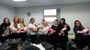 Gartree baby girls